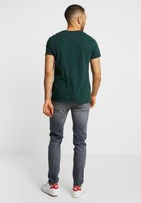 Paddock's - DEAN - Slim fit jeans - grey used - 2