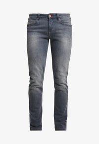 Paddock's - DEAN - Slim fit jeans - grey used - 4