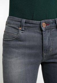 Paddock's - DEAN - Slim fit jeans - grey used - 3