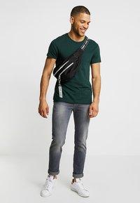 Paddock's - DEAN - Slim fit jeans - grey used - 1