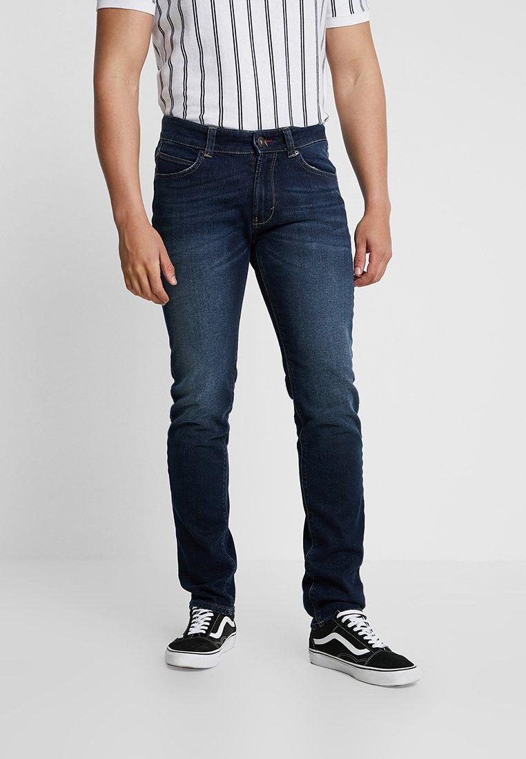 Paddock's - SCOTT - Slim fit jeans - vintage dark used
