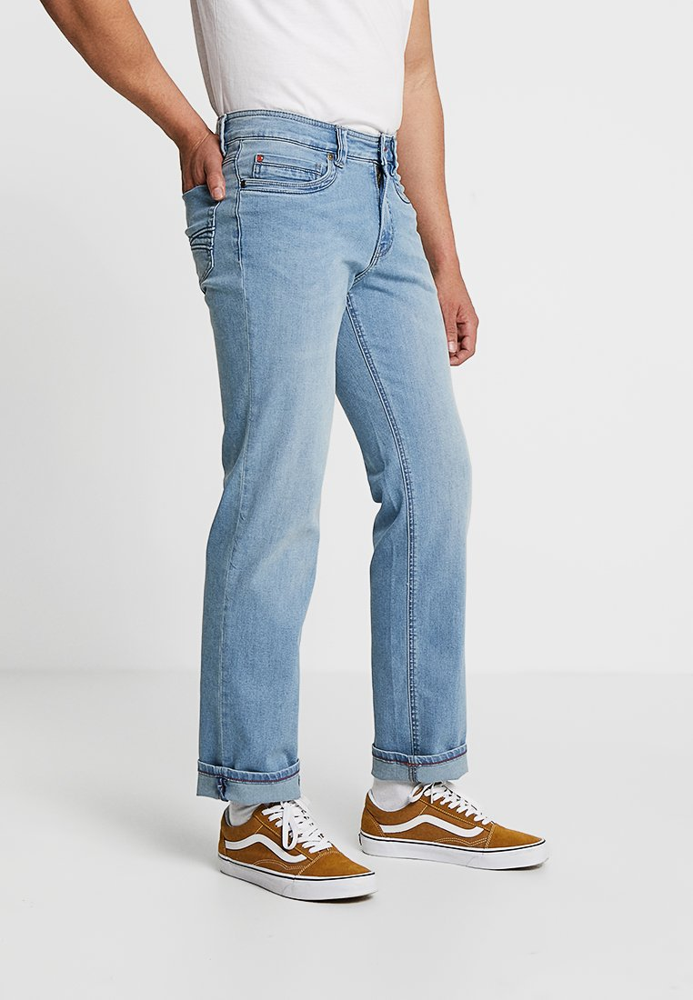 Paddock's - RANGER PIPE - Straight leg jeans - sunny blue
