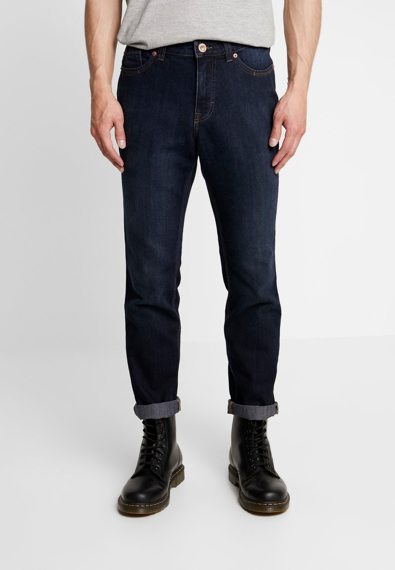 Paddock's - RANGER PIPE - Slim fit jeans - dark stone blue