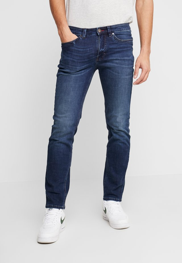RANGER PIPE - Jeans Slim Fit - stone blue
