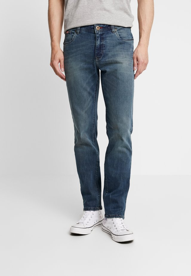 BEN MOTION - Jeans Slim Fit - blue denim