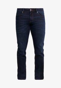 Paddock's - DEAN MOTION COMFORT - Slim fit jeans - dark stone used - 4