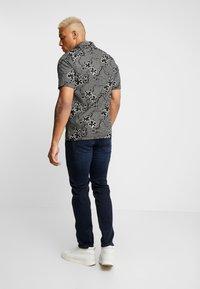 Paddock's - DEAN MOTION COMFORT - Slim fit jeans - dark stone used - 2