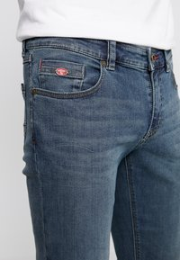 Paddock's - DEANVINTAGE - Slim fit jeans - medium stone - 3