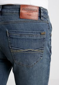 Paddock's - DEANVINTAGE - Slim fit jeans - medium stone - 5