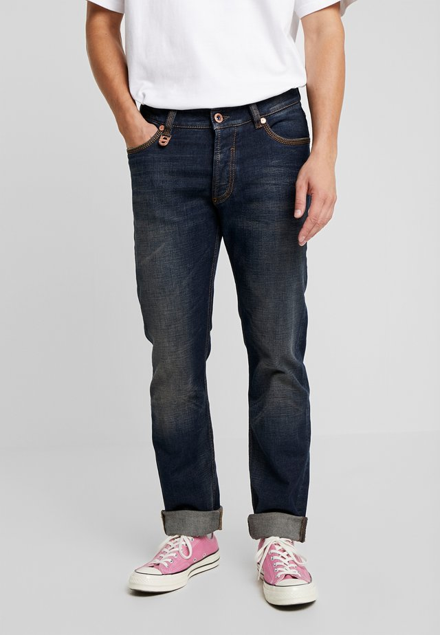 DUKE - Jeans Slim Fit - dark blue