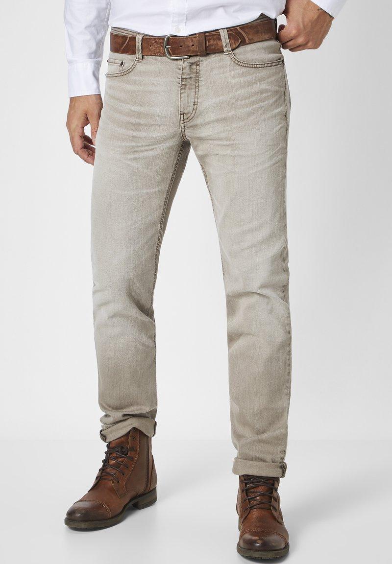 Paddock's - BEN  - Straight leg jeans - stone