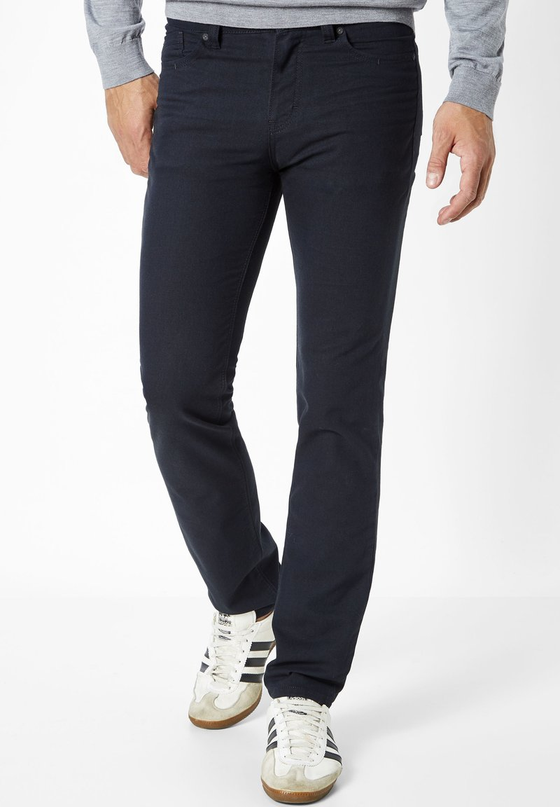 Paddock's - RANGER PIPE  - Slim fit jeans - navy