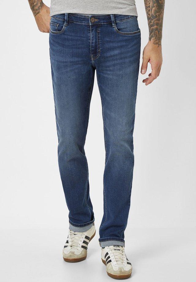 BEN  - Straight leg jeans - medium stone used