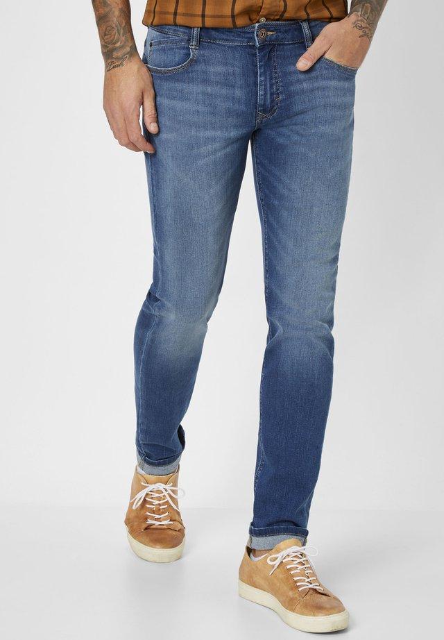 DEAN  - Straight leg jeans - medium blue