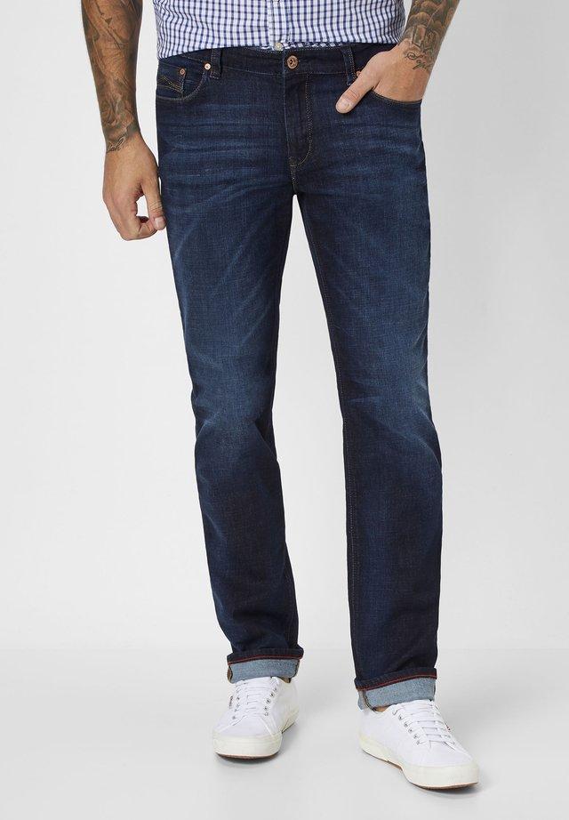 BEN - Straight leg jeans - dark blue