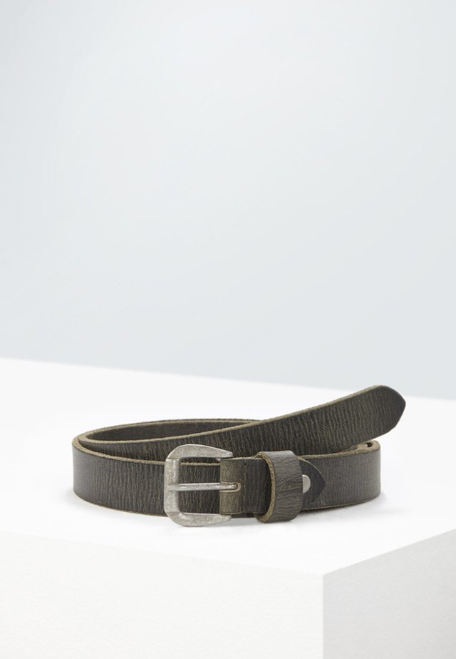 Belt - olivegreen