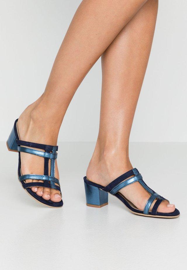 Sandaler - navy/blue