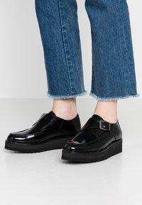 Pinto Di Blu - Slippers - noir - 0