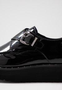 Pinto Di Blu - Slippers - noir - 2
