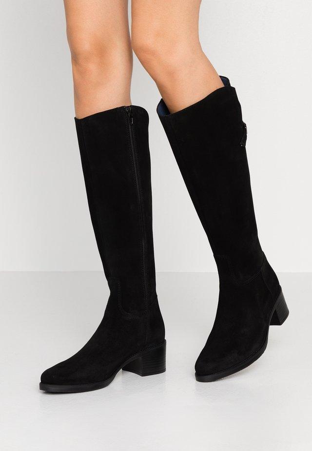 Høje støvler/ Støvler - noir