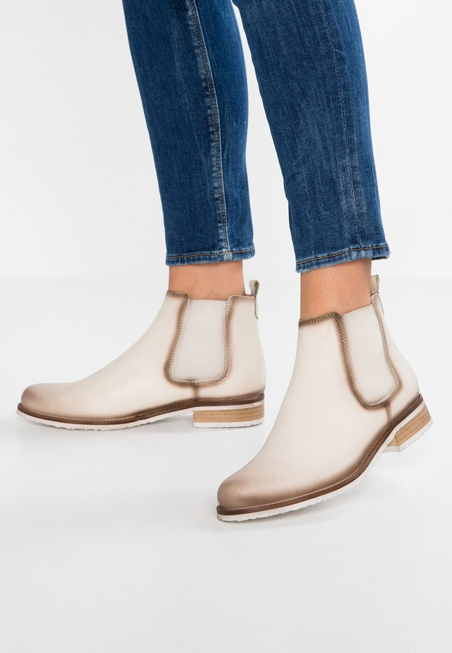 Ankle boots - lotus