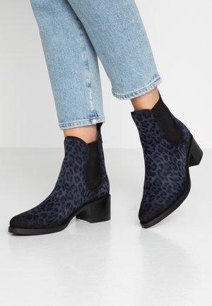 Støvletter - bleu