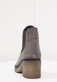 Pinto Di Blu - Ankelstøvler - grey - 4