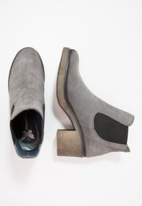 Pinto Di Blu - Ankelstøvler - grey - 2