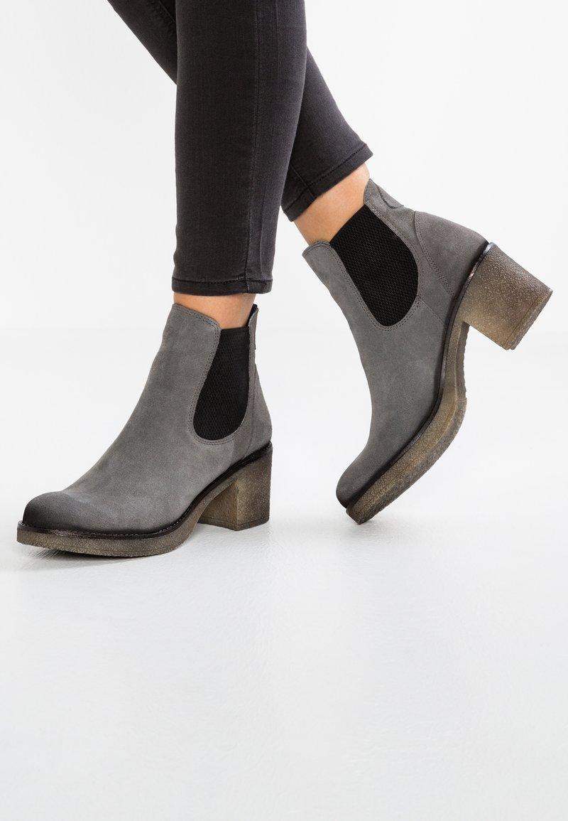 Pinto Di Blu - Ankelstøvler - grey