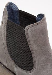 Pinto Di Blu - Ankelstøvler - grey - 6