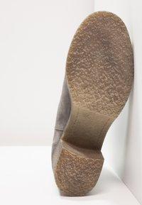 Pinto Di Blu - Ankelstøvler - grey - 5