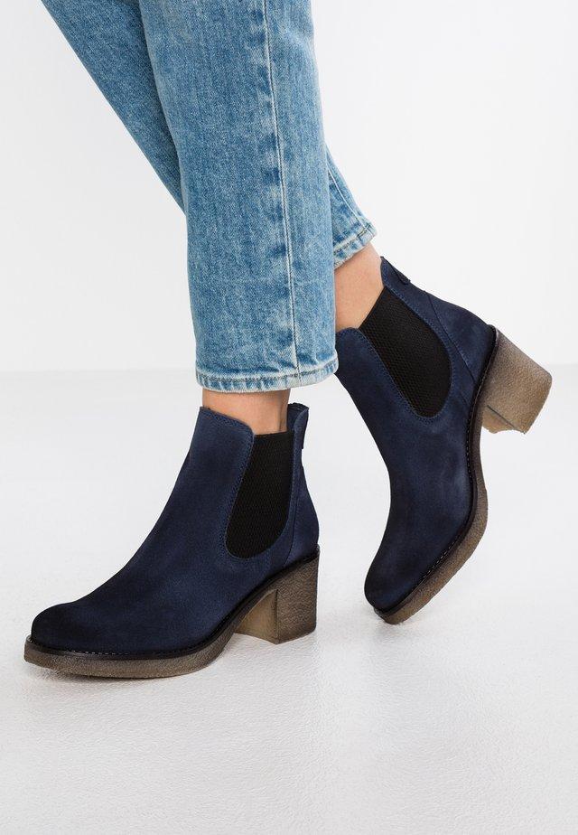 Ankelstøvler - bleu