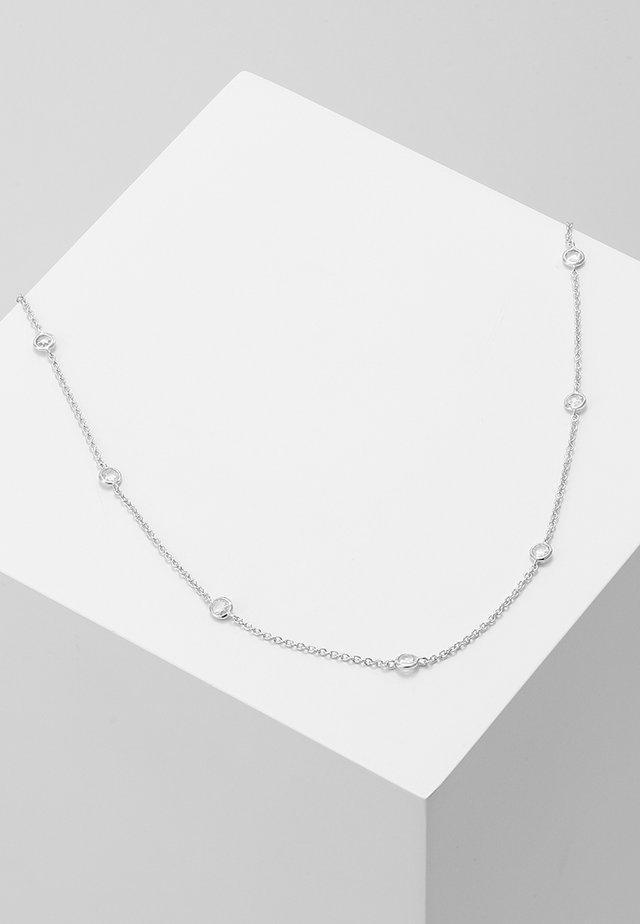 VIOLET  - Halskæder - silver-coloured