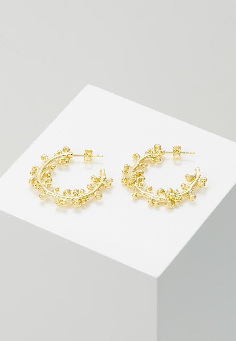 P D Paola - AMALFI - Náušnice - gold-coloured