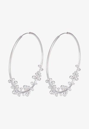 CALIFORNIA  - Boucles d'oreilles - silver-coloured