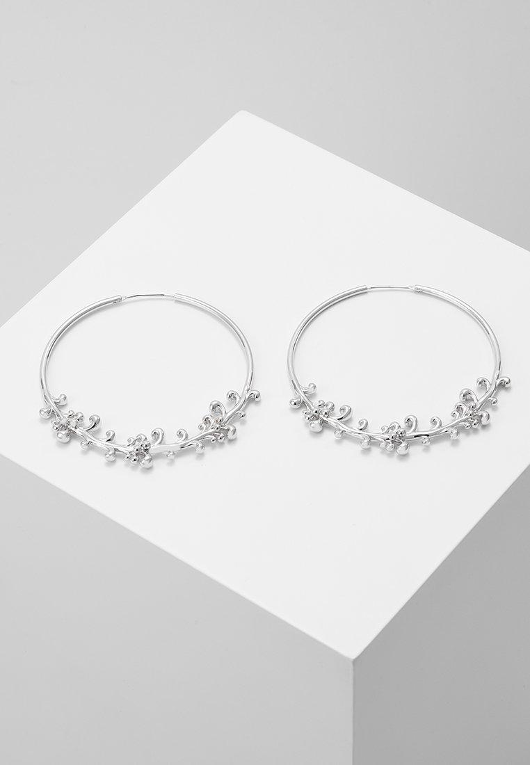 P D Paola - CALIFORNIA  - Boucles d'oreilles - silver-coloured