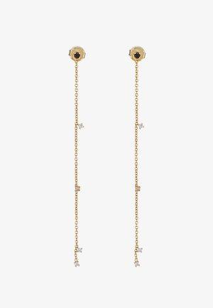 FIERCE  - Orecchini - gold-coloured