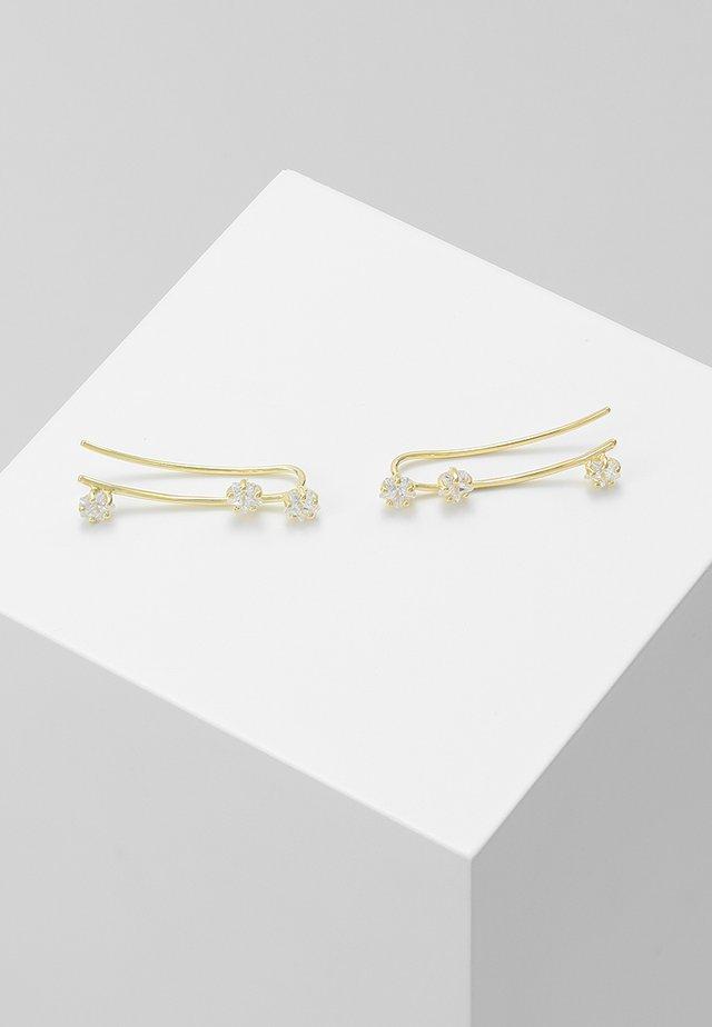 GLOW  - Earrings - gold-coloured