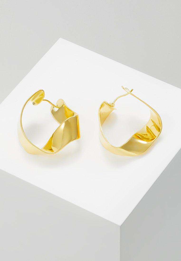 P D Paola - GRAVITY - Boucles d'oreilles - gold-coloured