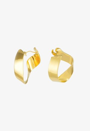 GRAVITY - Boucles d'oreilles - gold-coloured