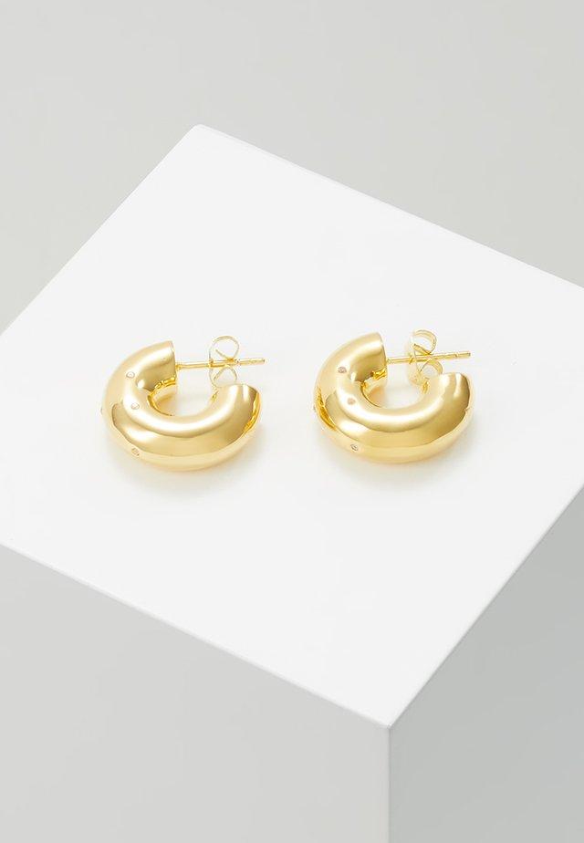 HOLIKA  - Earrings - gold-coloured