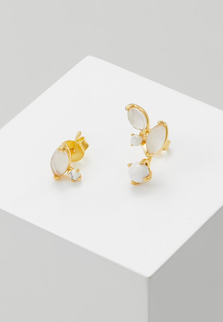 P D Paola - NAIA - Earrings - gold-coloured