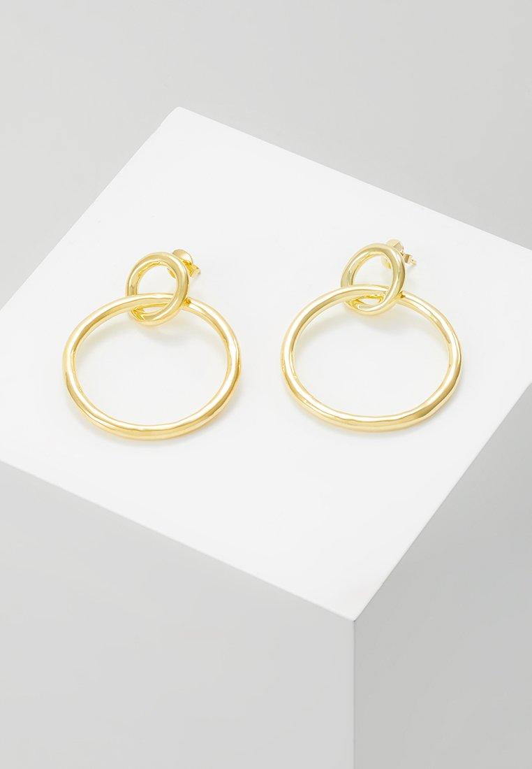 P D Paola - VALENTINA  - Boucles d'oreilles - gold-coloured