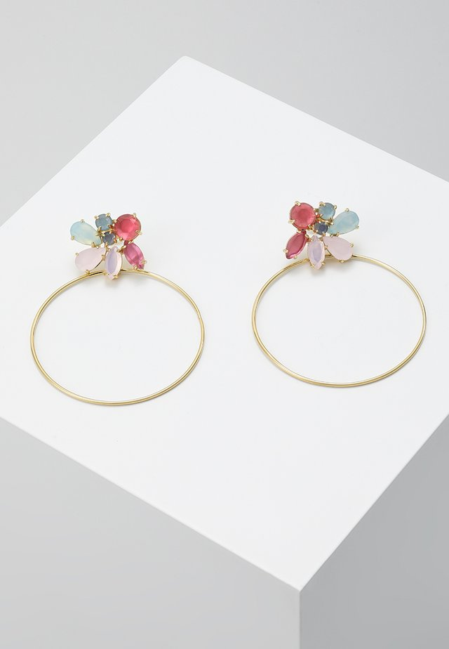 SEÑORITA EARRINGS - Kolczyki - gold-coloured
