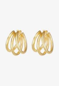 P D Paola - TRUE EARRINGS - Orecchini - gold-coloured - 3