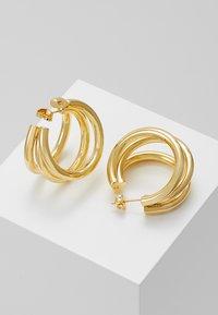 P D Paola - TRUE EARRINGS - Orecchini - gold-coloured - 2