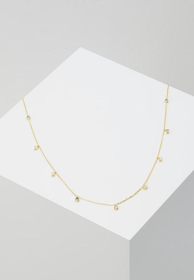 Halskæder - gold-coloured