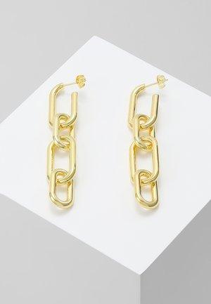 MUZE - Orecchini - gold-coloured