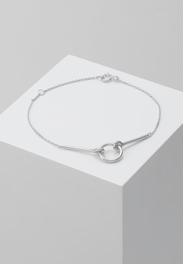 CHANCE BRACELET - Bracelet - silver-coloured