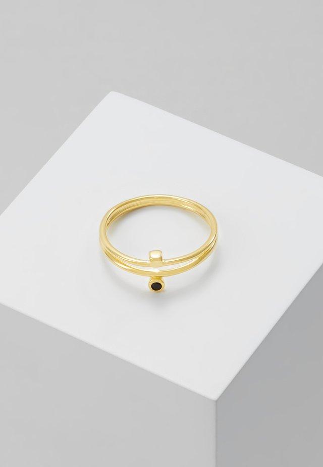 BOB - Ringe - gold-coloured